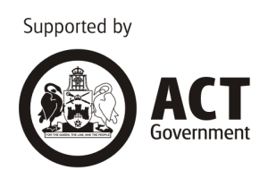 Project Funding 2014 Arts ACT  Supported_by_ACTGovt